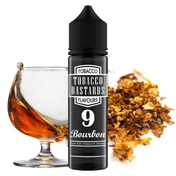 Tobacco Bastards / No. 09 Bourbon 12ml aroma / Longfill