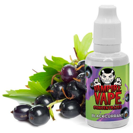Vampire vape / Blackcurrant 30ml Aroma