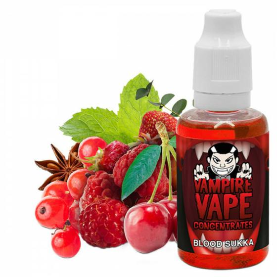 Vampire vape / Blood Sukka 30ml Aroma