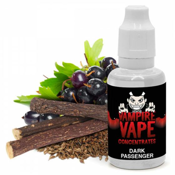 Vampire vape / Dark Passenger Aroma
