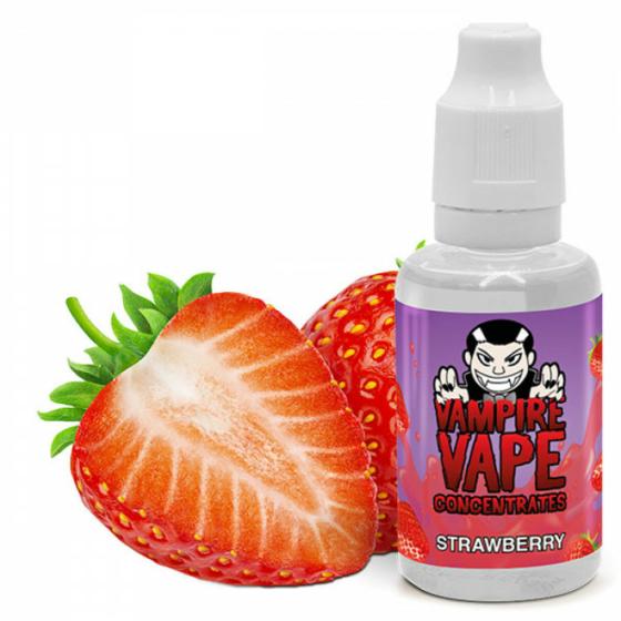 Vampire vape / Strawberry 30ml Aroma