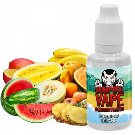 Vampire vape / Tropical Island 30ml Aroma