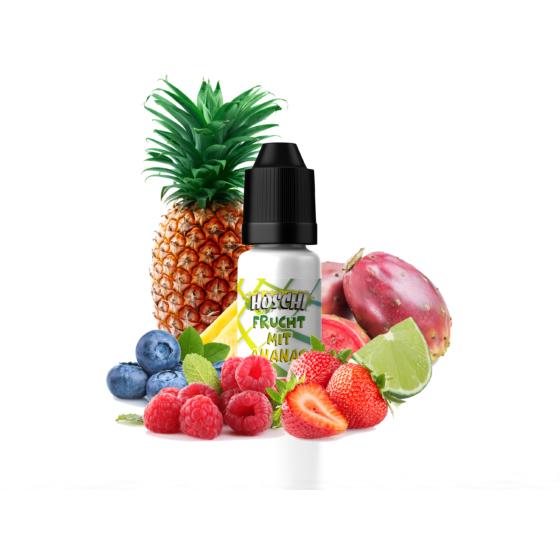 Hoschi / FRUCHT MIT ANANAS 10ml aroma
