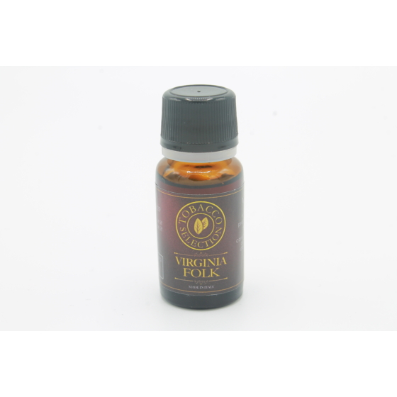 [NET] Vapehouse / Tobacco Selection / Virginia Folk 12ml aroma