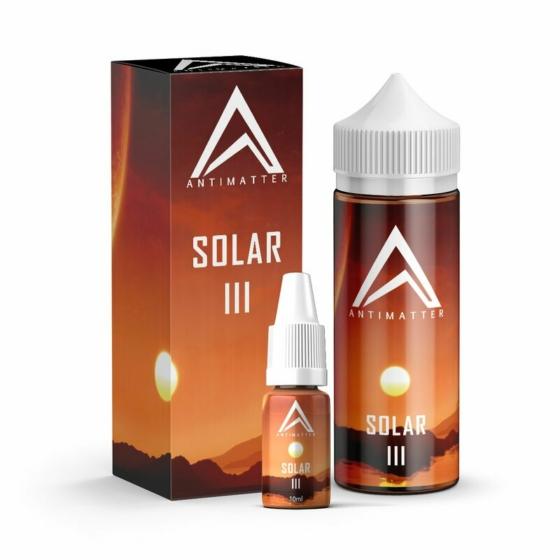 Antimatter / Solar / III 10ml Aroma