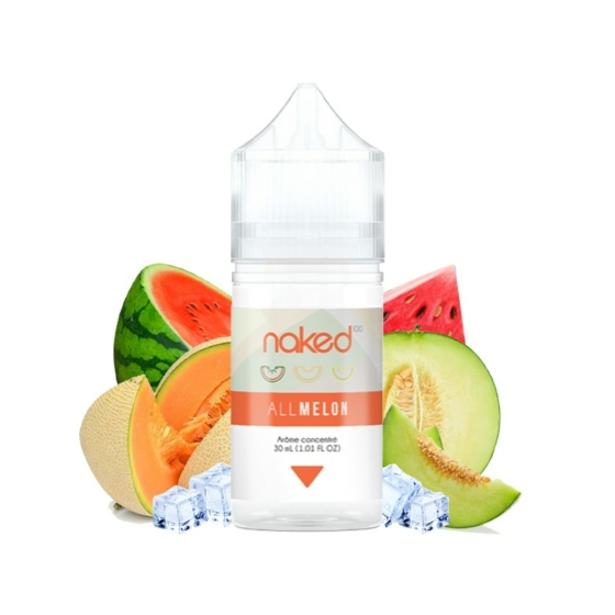 naked100 / All Melons 30ml aroma