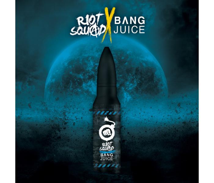 Riot x Bang Juice / Blueberry Alliance 15ml Aroma
