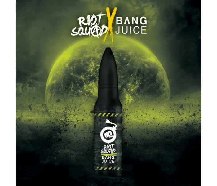 Riot x Bang Juice / Kiwi Coalition 15ml Aroma