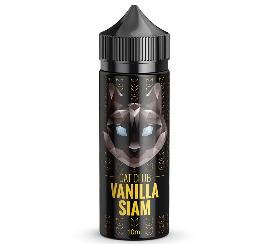 Cat Club / Vanilla Siam 10ml Aroma