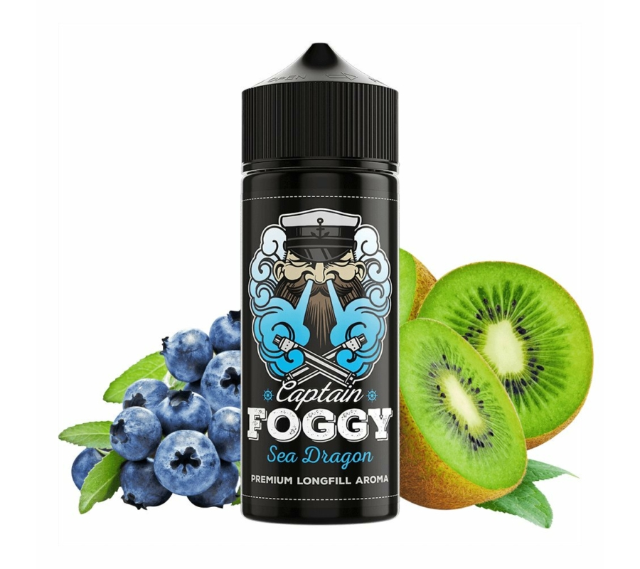 Captain Foggy / Sea Dragon 10ml aroma