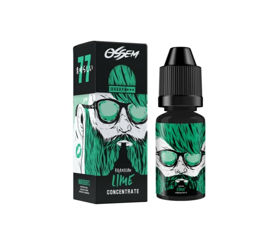 Ossem Juice / Brazilian Lime 10ml aroma