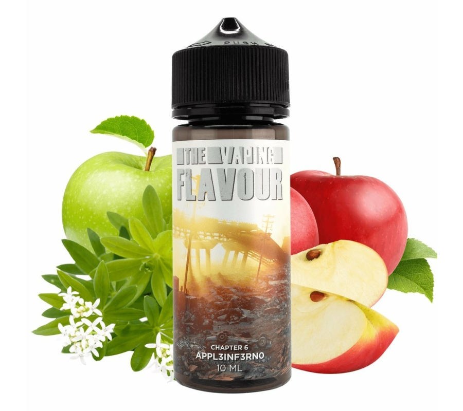 The Vaping Flavour /  Ch. 6 - Appl3inf3rno 10ml aroma