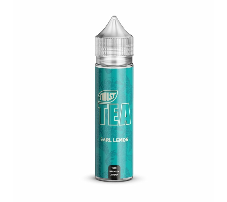 Twist Tea by PGVG / Earl Lemon 15ml aroma